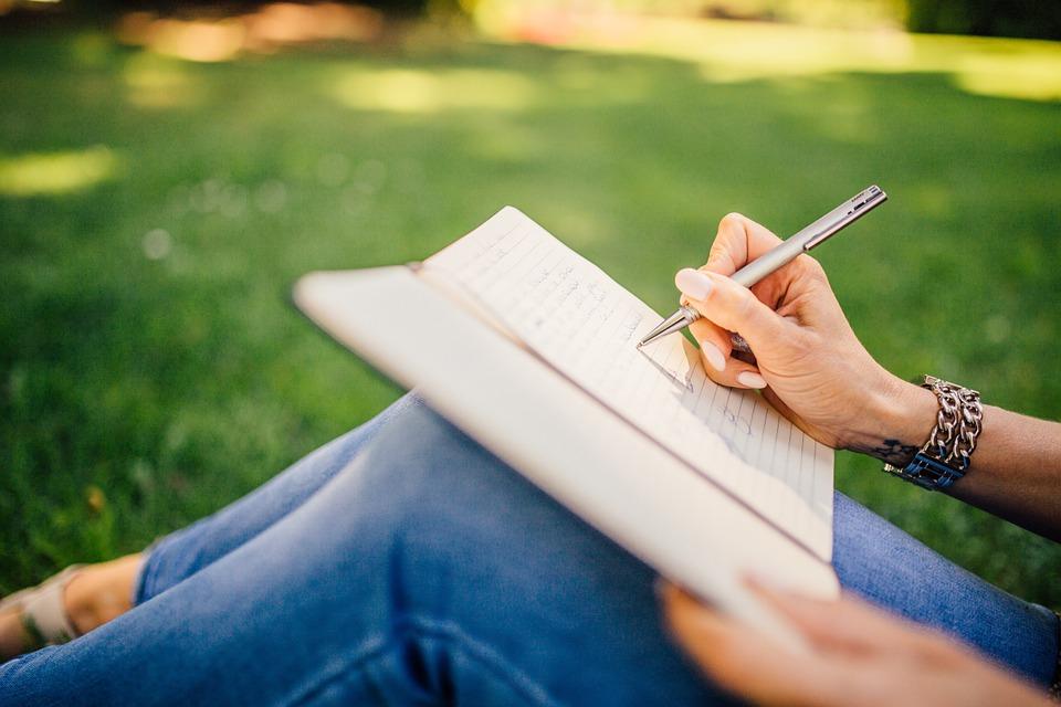 La scrittura, un lavoro solitario… più omeno